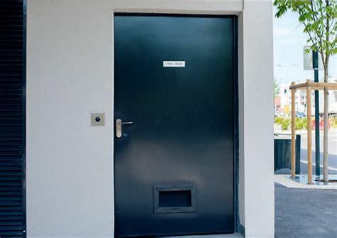 porte coupe feu anti effraction industrimat fermetures