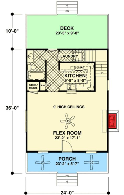 cozy cottage floor plans cozy cottage with bedroom loft 20115ga architectural