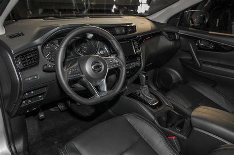 nissan rogue interior 2017 2017 nissan rogue sport first look automobile magazine