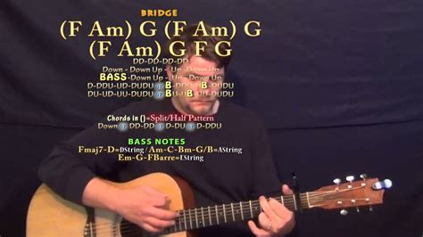 tutorial guitar one call away one call away charlie puth guitar lesson chord chart