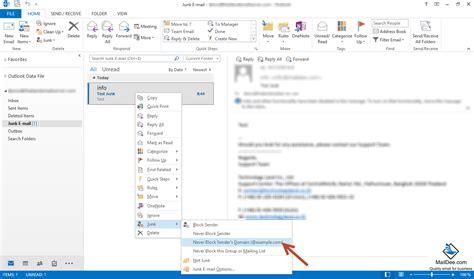 agenas co ltd mail technology land co ltd outlook ว ธ ย ายอ เมล ท เข า junk e mail ลงใน inbox แบบถาวร