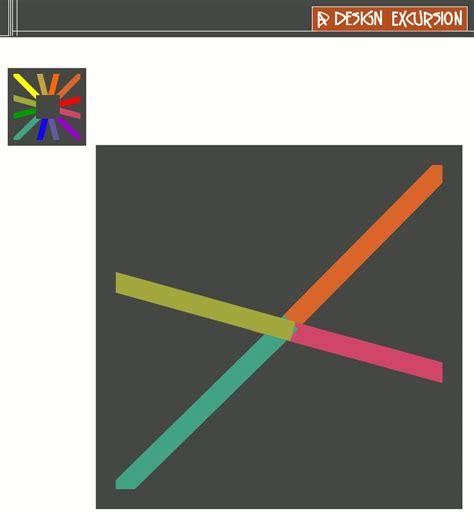 tetrad color scheme 9 best color tetrad images on color palettes