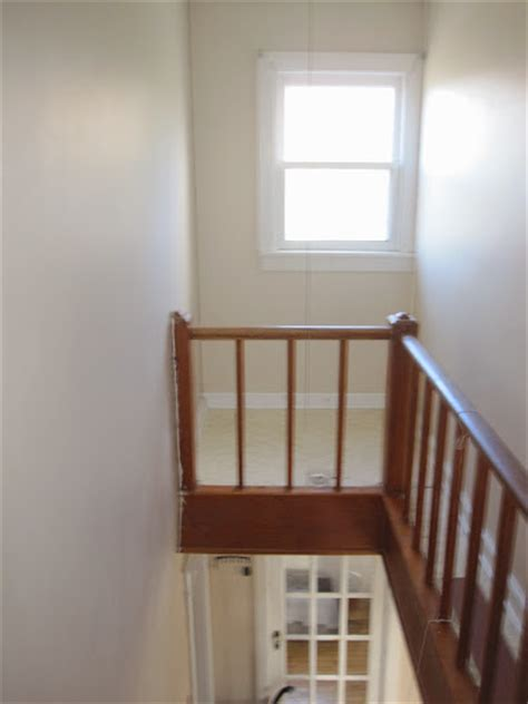 barnwood for the wasted space above the stairs awkward spot above stairs doityourself community forums
