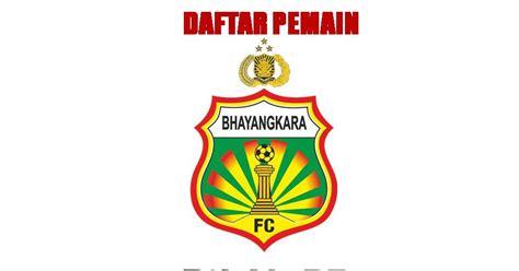 Daftar Parfum Di C F daftar pemain bhayangkara f c di gojek traveloka liga 1