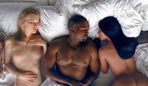 kanye west in bed video kanye west famous rap up