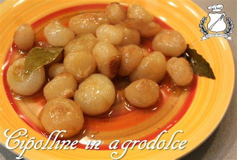 come cucinare le cipolline in agrodolce cipolline in agrodolce ricetta