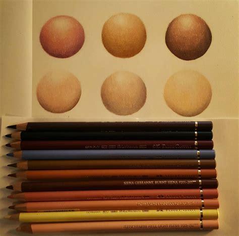 colored pencil skin tones pencil drawing tools part 1 drawing pencils and