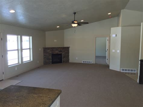 walk in basement rambler with walk out basement miller jacobsen construction