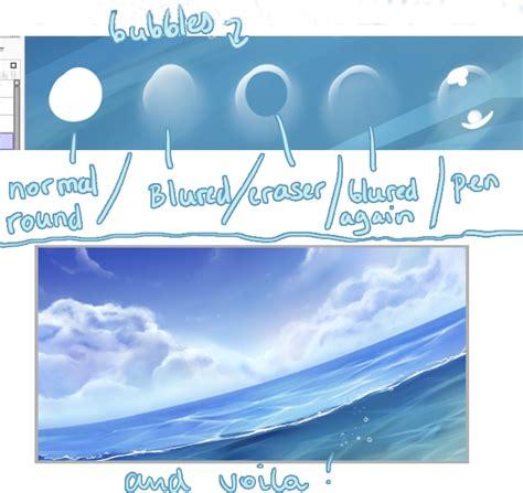 construct 2 water tutorial painttool sai water tutorial free3dtutorials com