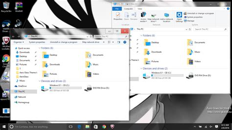 download theme windows 7 aero glass windows 10 aero glass theme download