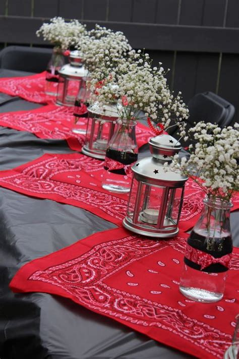 Western Table Decorations by 25 Best Ideas About Western Table Decorations On