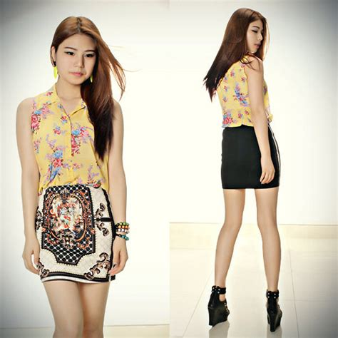 Blouse Elva elva l 14 94 floral shirt 8 39 vintage skirt 5 99 bracelet floral blouse vintage
