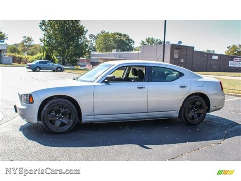 2008 silver dodge charger 2008 dodge charger se in bright silver metallic photo 3