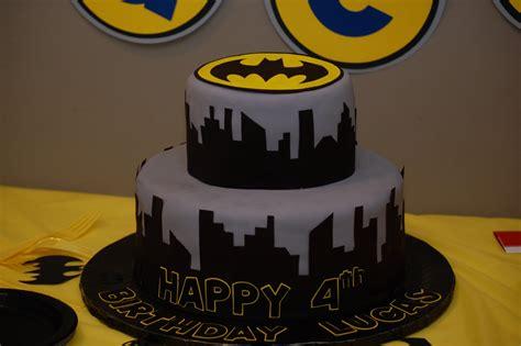 cakefilley batman cake