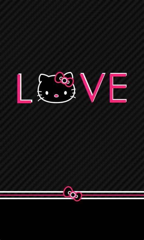 wallpaper hello kitty love luvmyevo wallpapers hello kitty pinterest kitty