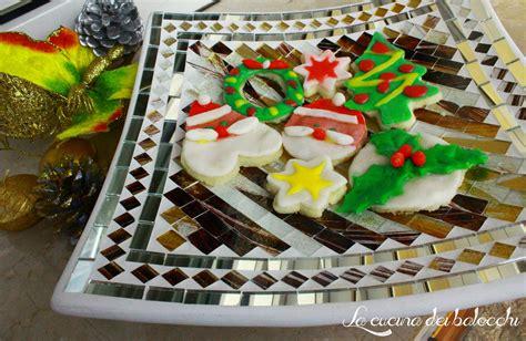 cucina con biscotti di natale biscotti di natale la cucina dei balocchi
