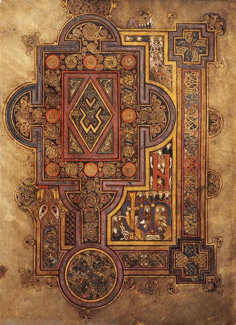 book of kells pictures book of kells book and ireland on