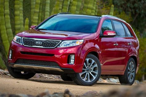Kia Sorrento Prices Used 2015 Kia Sorento For Sale Pricing Features Edmunds