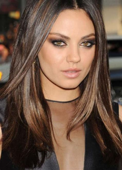 Mila Kunis Hairstyle by 14 Trendy Mila Kunis Hairstyles For You Try It Today