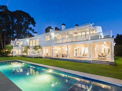 take a tour of michael strahan s new 17 million los angeles mansion pursuitist