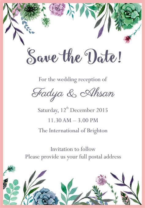 How To Invite For Wedding by Wedding Email Invite Wedding Ideas