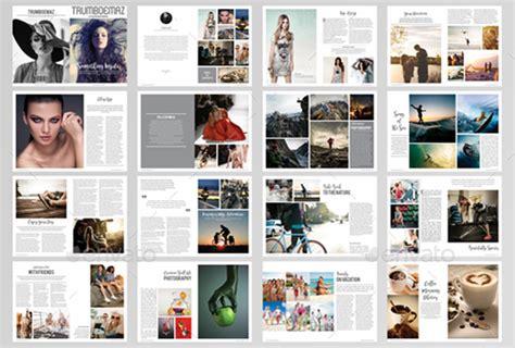 indesign layout vorlagen zeitschrift zehn brillante fotozeitschrift vorlagen psd und indd