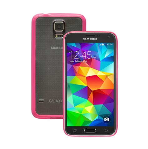 Casing Samsung S5 G900 for samsung galaxy s5 sm g900 tpu matte snap on shell skin cover
