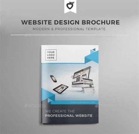 Web Brochure Templates by 20 Best Web Design Brochure Templates Print Idesignow