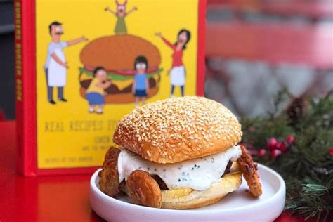 Burgers Popping Up All Fashion Week by A Week Bob S Burgers Pop Up Is Now Underway At