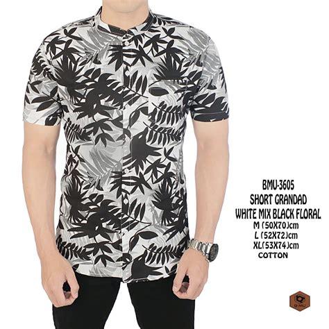 Kaos Motif Cowo 01 diskon harga kemeja pria lengan pendek distro 2016 terbaru