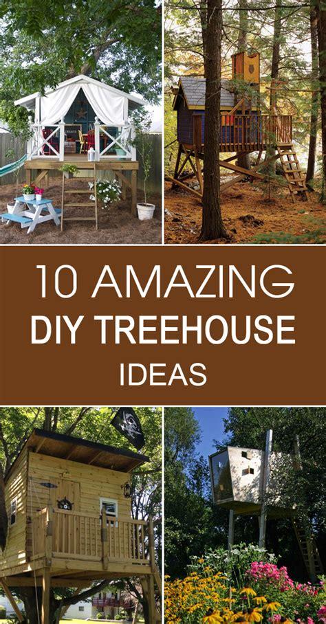cheap tree house designs 10 amazing diy treehouse ideas