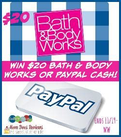 printable gift cards paypal contest win 20 paypal cash bbw gift card