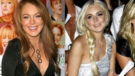 lindsay lohan journey from riches to rags photos