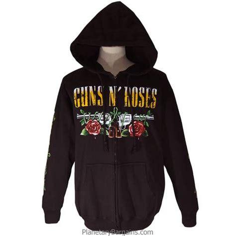 Hoodie Guns N Roses Anime guns n roses skull pistols and dragons hoodie rock eagle vintage rock hoodie supershirtguy