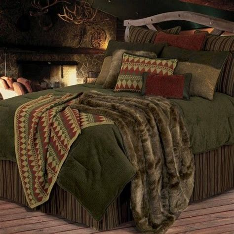 wilderness ridge comforter set 29 best images about rustic bedding on pinterest quilt