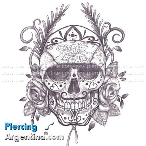 dise 241 os de tatuajes calavera mexicana
