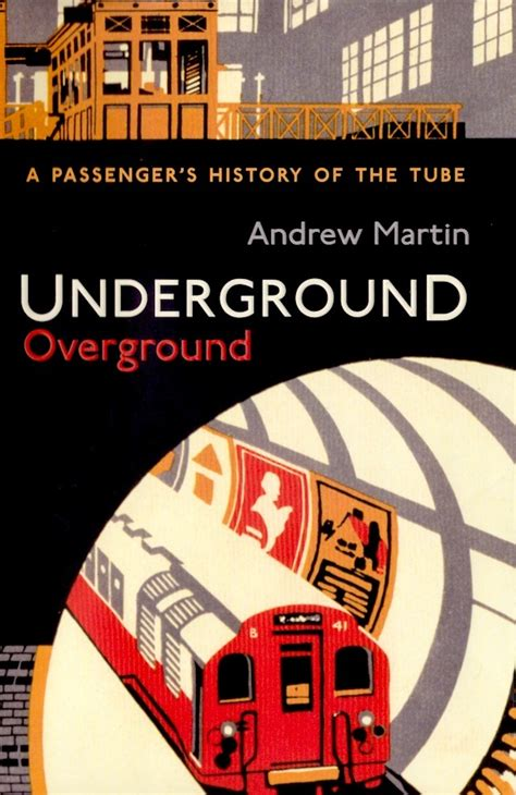 libro london by tube over book review underground overground by andrew martin londonist