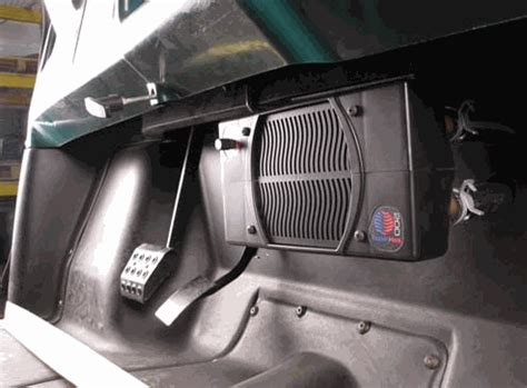 keep your cab warm through winter with a utv heater | side