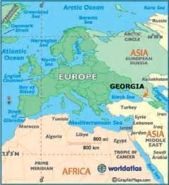 where is tbilisi on world map map geography of map of