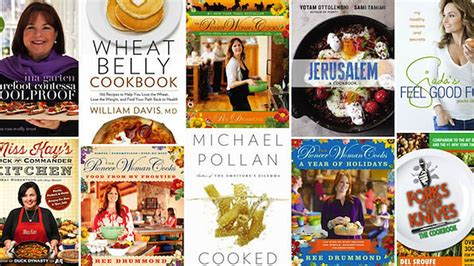 cookbooks list the best selling here are the 10 best selling cookbooks of 2013 eater