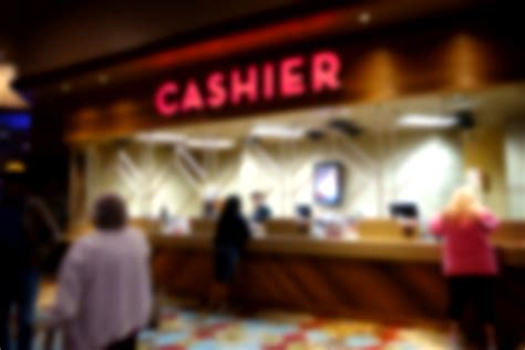Cage Cashier by Fort Worth Casino News And Happenings