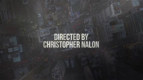 after effect title template projector sombre title sequence after effects template