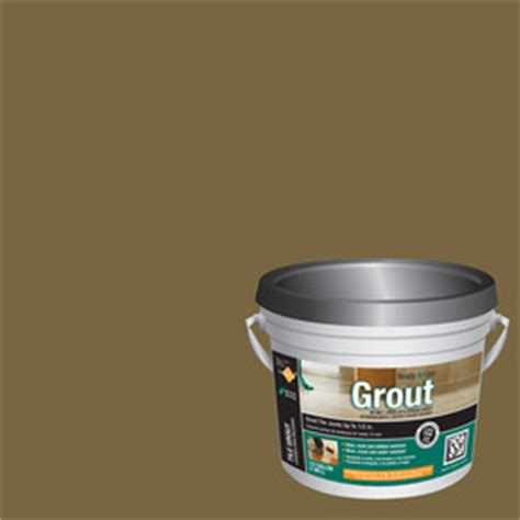 shop tec summer wheat sanded premixed grout at lowes