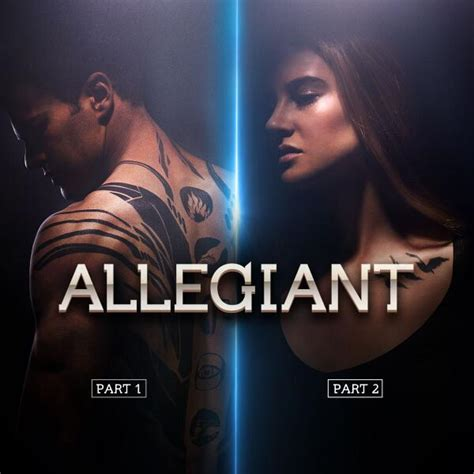 divergent series 1 the divergent series allegiant 2016