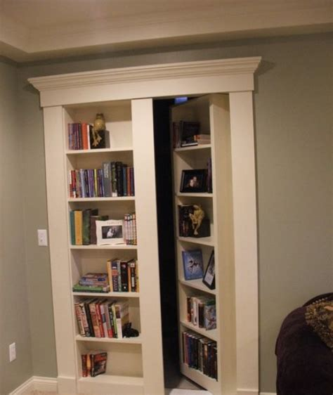 14 secret bookcase doors always and always mysterious