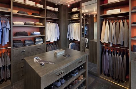 walking closet 30 walk in closet ideas for men who love their image