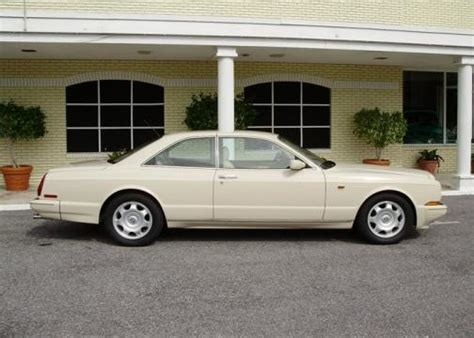 bentley turbo r coupe 1995 bentley continental turbo r coupe