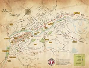 durango city map official tourism site of durango colorado