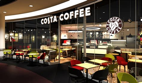 Malaysia Home Interior Design by Costa Coffee Unveils New Concept Retail News Asia