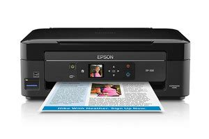 Small Home Use Printer Epson Expression Home Xp 330 Small In One All In One